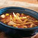 Hearty Chicken Tortilla Soup